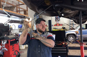 muffler replacement billings mt