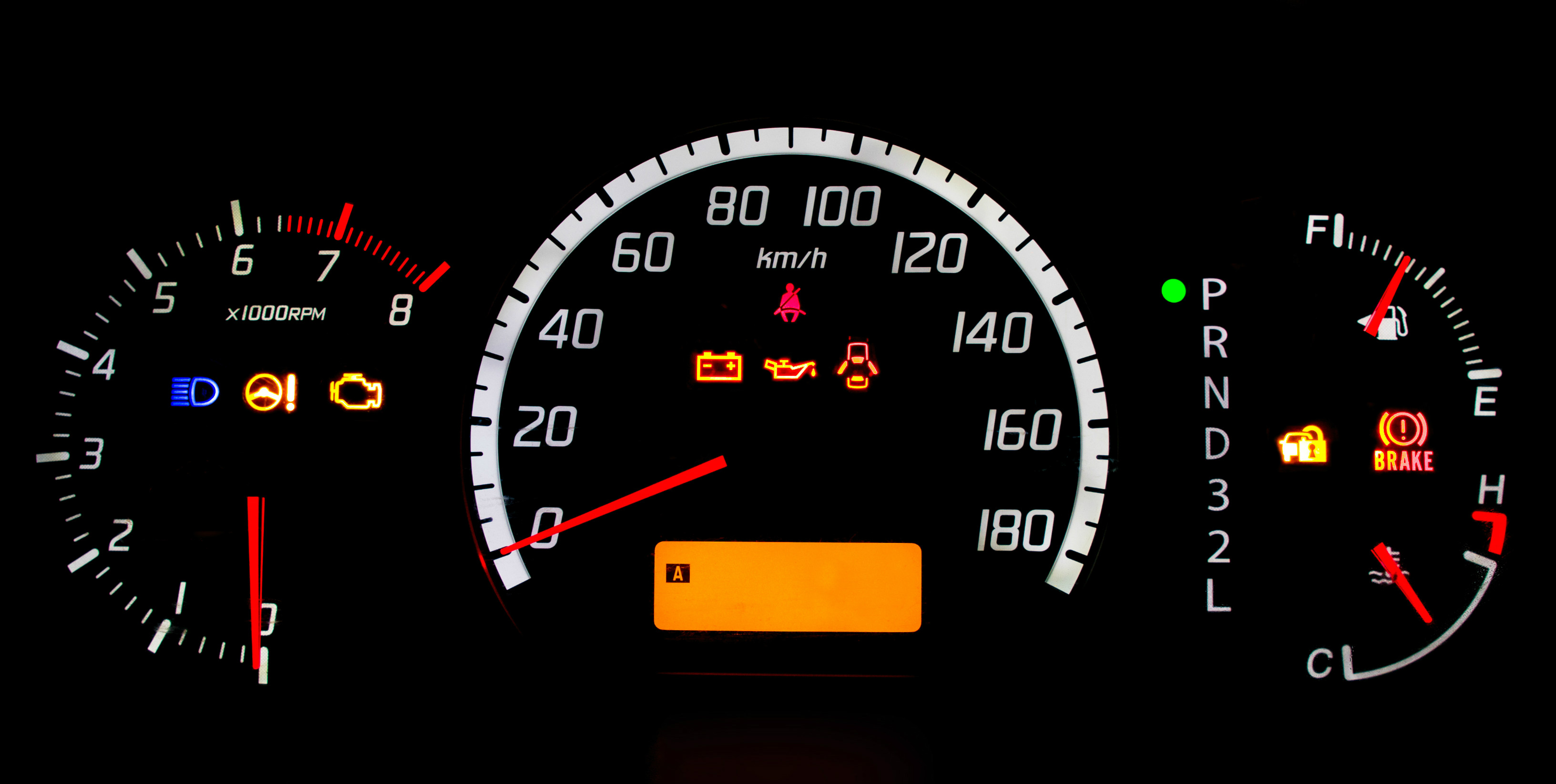 What Do All Those Lights Mean on My Dashboard? - Willard's