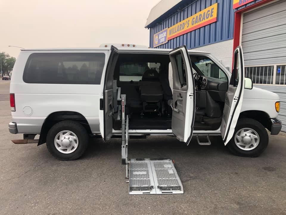 Mobility Vehicle Rental